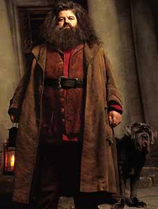 Hagrid und sein Fang