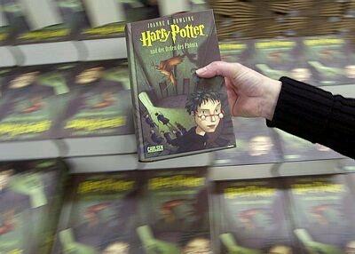 Jeder greift gern zu einem der neuen Harry Potters