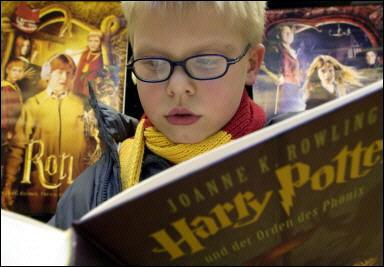 Potter-Start nicht in Bad Oldesloe aber irgendwo in Deutschland: Freude �ber den neuen Potter-Band