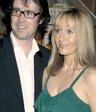 Das Ehepaar Rowling Murray